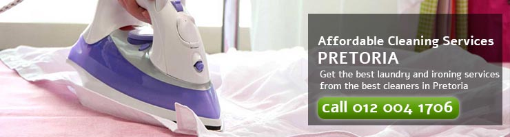 ironing service pretoria